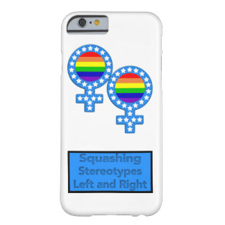 TCL Barely There Blue iPhone 6 Barely There iPhone 6 Case