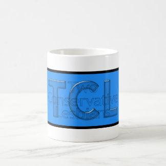 TCL Blue Morphing Mug