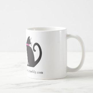 "TCMR ""Real Men Love Cats"" Mug (with black cat)"