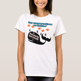 #tcot Tax Revolt customized (MsVFAB) T-Shirt