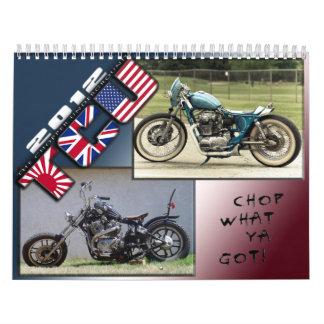 TCU's Top Chops 2012 Calendar