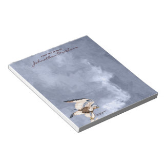 TCWC - American Kestrel Illustration Notepad