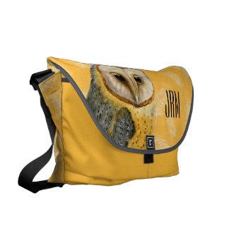 TCWC - Barn Owl Vintage Messenger Bag