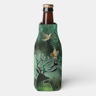 "TCWC - ""Woodland Harmony Collection"" Outdoor Theme Bottle Cooler"