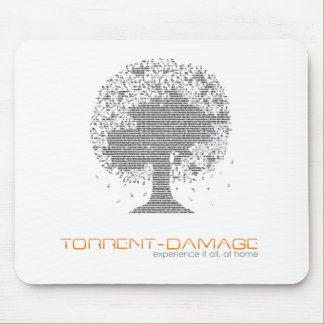 TD Mousemat Mouse Pad