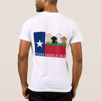 TDD pocket T Black Doodle T-Shirt