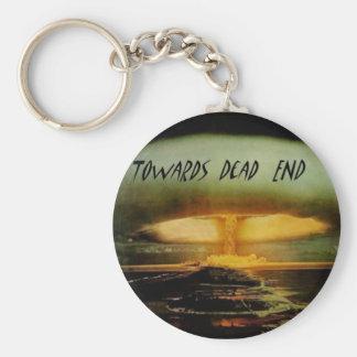 TDE Logo keychain