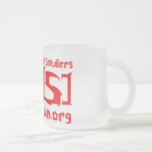 [TdS] Clan Frosted Mug
