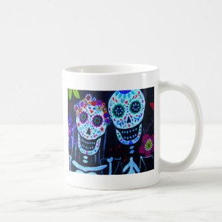 Te amo Dia de los Muertos Wedding Coffee Mug