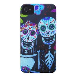 Te amo Dia de los Muertos Wedding iPhone 4 Cover