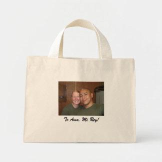 Te Amo, Mi Rey! Mini Tote Bag