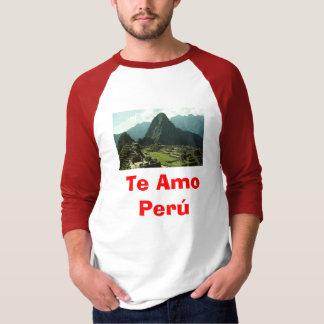 Te Amo Peru T-Shirt