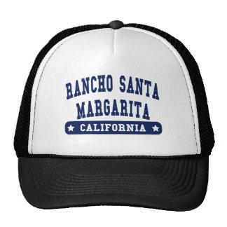 Te de style d'université de Rancho Santa Margarita Casquette