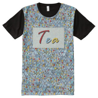 Tea All-Over-Print T-Shirt