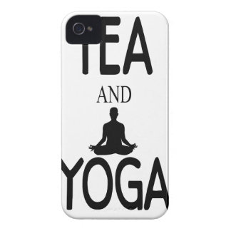Tea And Yoga Case-Mate iPhone 4 Case