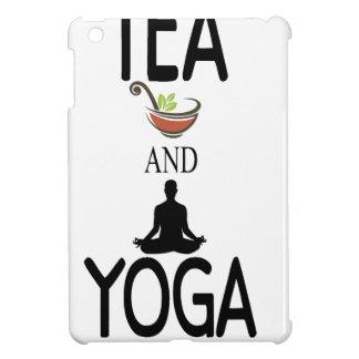 Tea And Yoga Cover For The iPad Mini