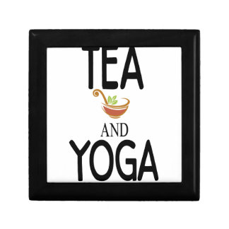 Tea And Yoga Gift Box