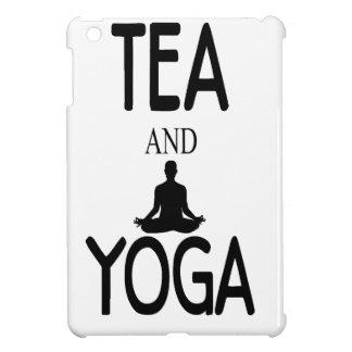 Tea And Yoga iPad Mini Covers
