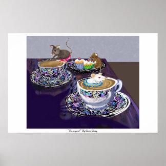 Tea anyone? poster