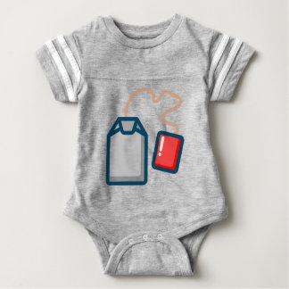Tea Bag Baby Bodysuit