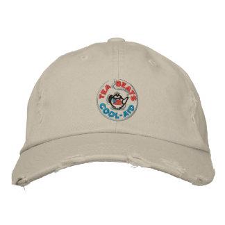 TEA BEATS  Cap Embroidered Hats