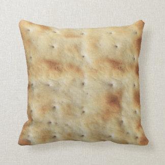 Tea Biscuit Throw Pillow