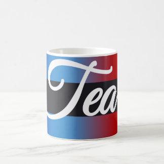 Tea Blend- Red, White, & Blue Mug