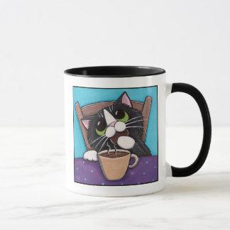 Tea Break - Cat Mug