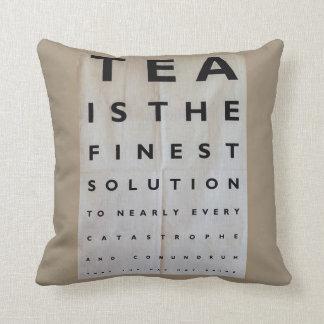 Tea/Coffee Cushion Pillow