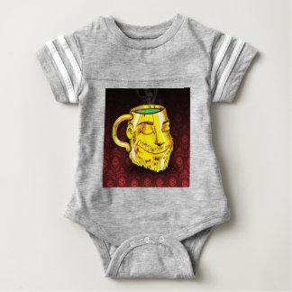 tea cup baby bodysuit