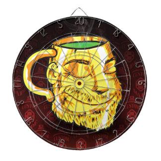 tea cup dartboard
