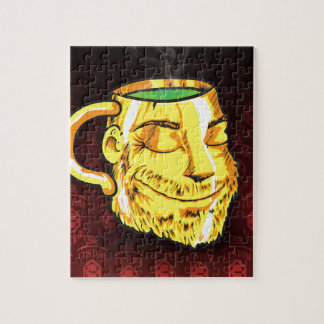 tea cup jigsaw puzzle