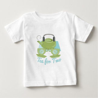 Tea For Two Baby T-Shirt
