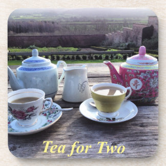 Tea for Two coasters