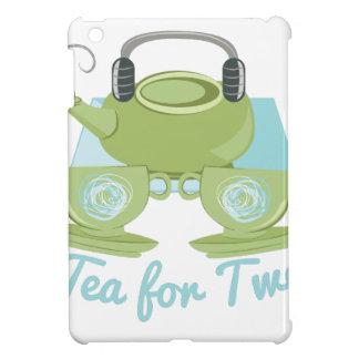 Tea For Two iPad Mini Cases