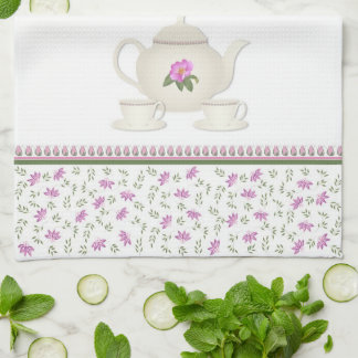Tea For Two Kitchen Towel
