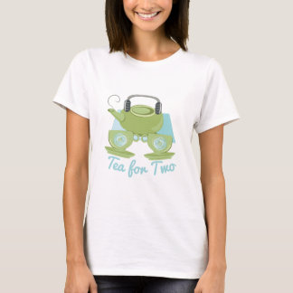 Tea For Two T-Shirt