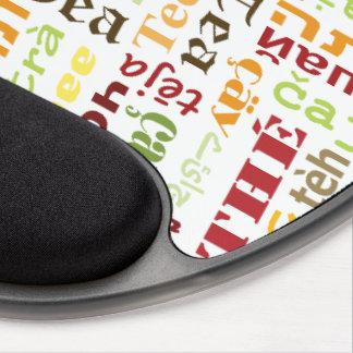 Tea Gel Mouse Pad