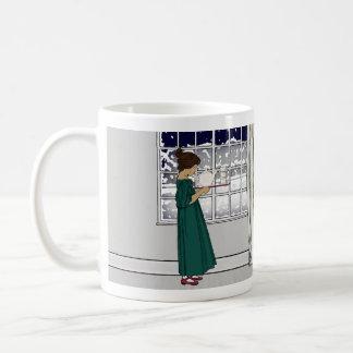 Tea in a Snowstorm Mug
