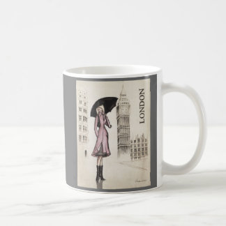 Tea in London Coffee Mug