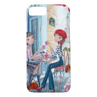 Tea in Paris Girls | Iphone 7 case