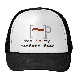Tea is my Comfort Food Mesh Hat