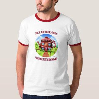 TEA KETTLE CITY T-Shirt