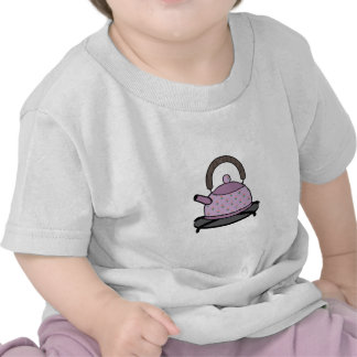 Tea Kettle T-shirts