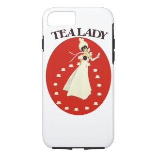 Tea Lady iPhone 7 Case