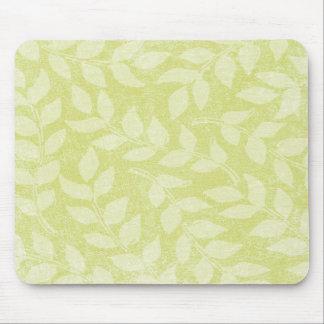 Tea Leaves Mouse Pad