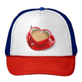 Tea Love Trucker Hat