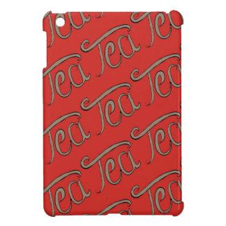 Tea lover case for the iPad mini