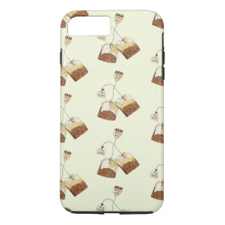 TEA LOVER iPhone 7 Plus, Tough iPhone 8 Plus/7 Plus Case