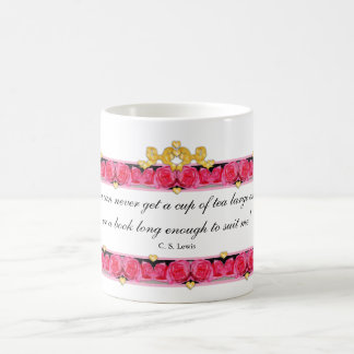 Tea Lovers/Book Lovers Mug